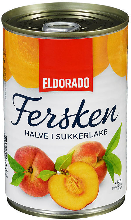 FERSKEN HALVE 410G ELDORADO