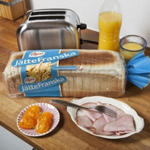 Jatta franska sandwich brød 1100g Pågen
