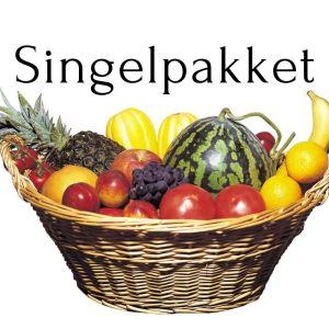 Fruktkurv singelpakket 6kg