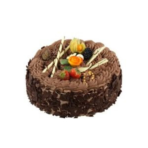 Kremsjokoladekake
