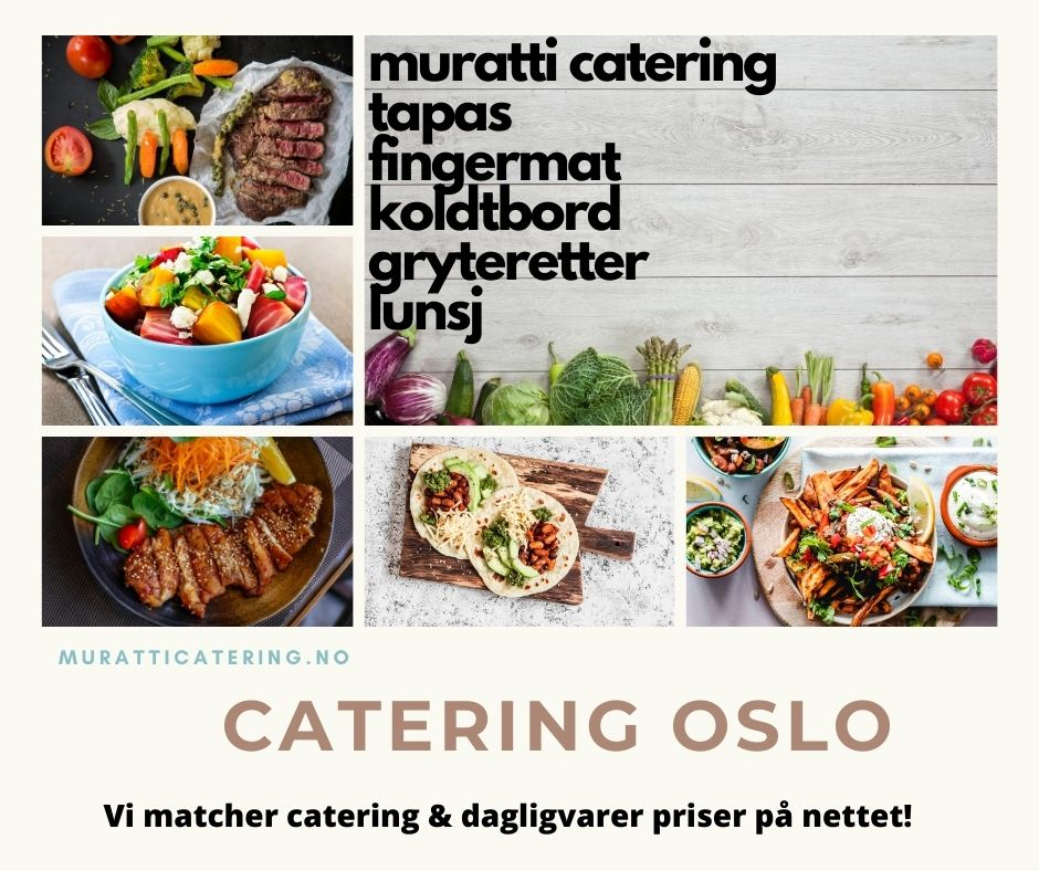 catering oslo