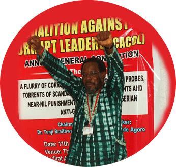 Comrade Debo Adeniran