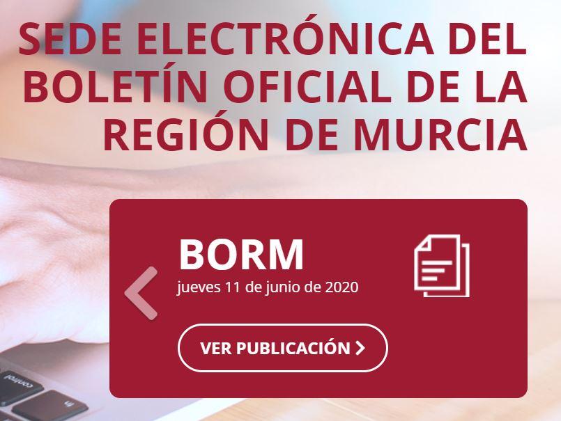 BORM 11062020