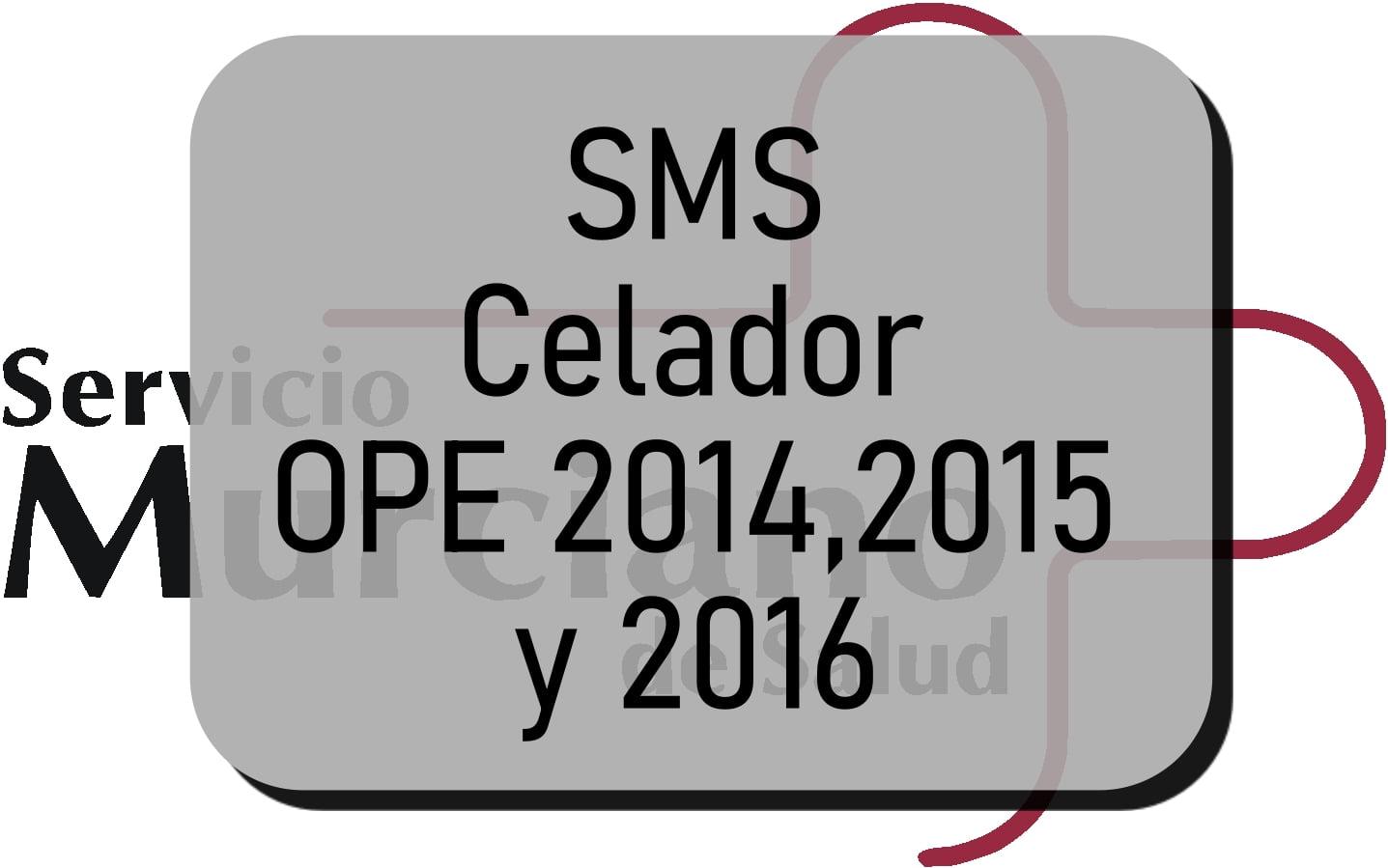 OPE SMS Celador