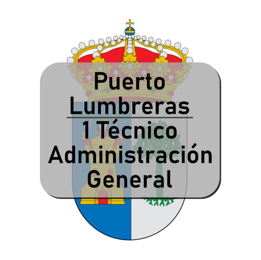 técnico de administración general