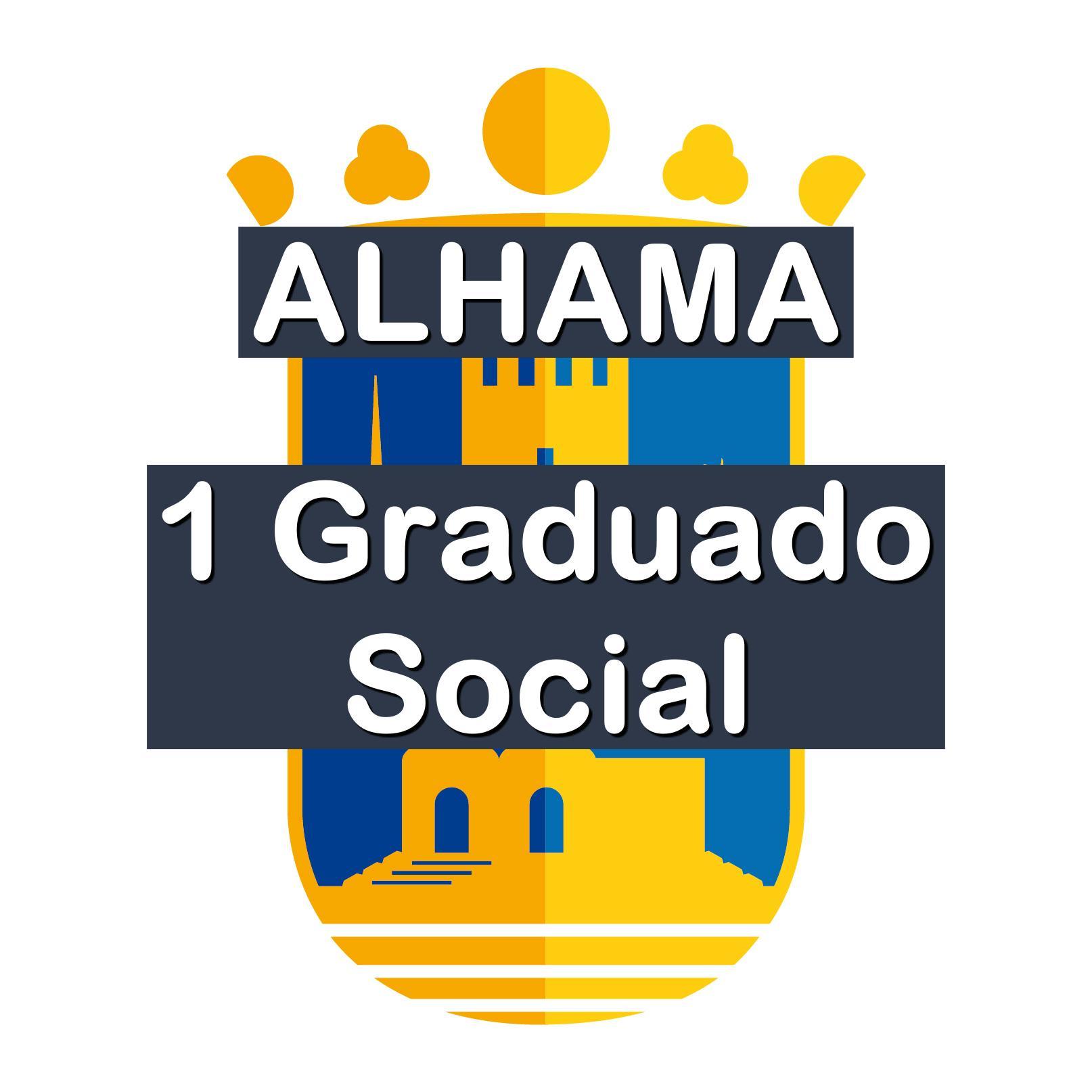 1 Graduado Social en Alhama de Murcia