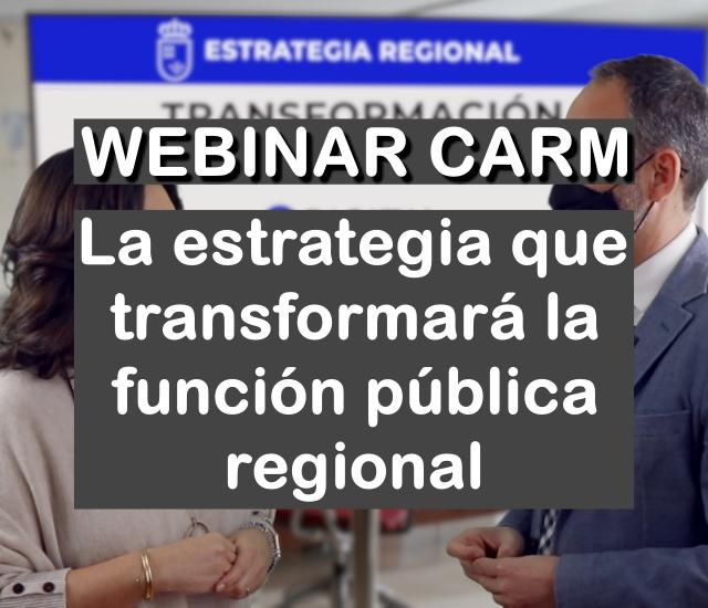 La estrategia que transformará la función pública regional