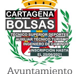 3 bolsas de empleo en Cartagena