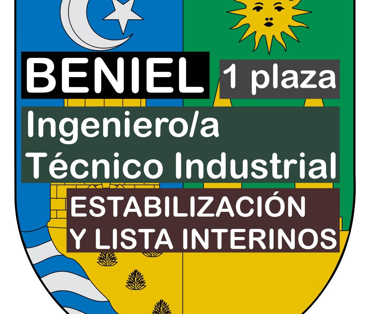 1 Ingeniero/a técnico industrial en Beniel