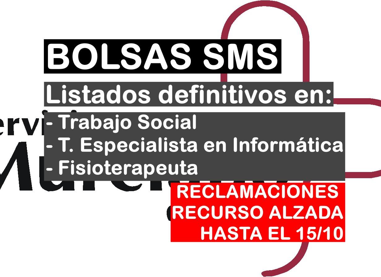 relaciones definitivas del SMS del 15 de septiembre de 2021