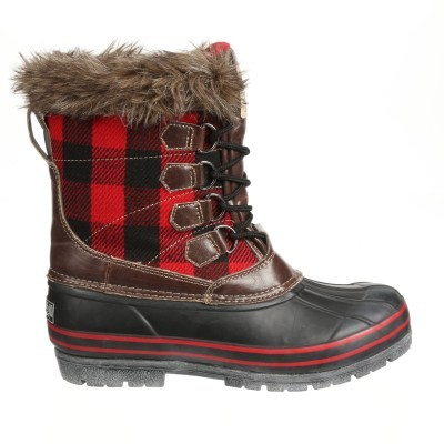 Tamarack - Women's Plaid Pac Boot