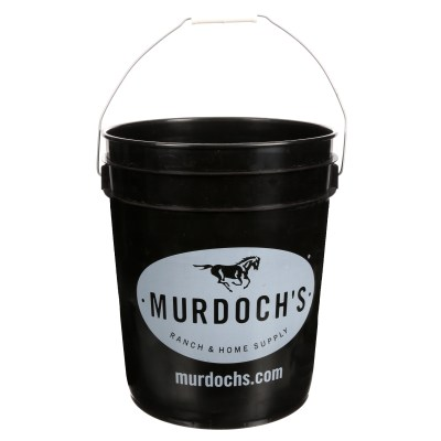 Uncapping bucket