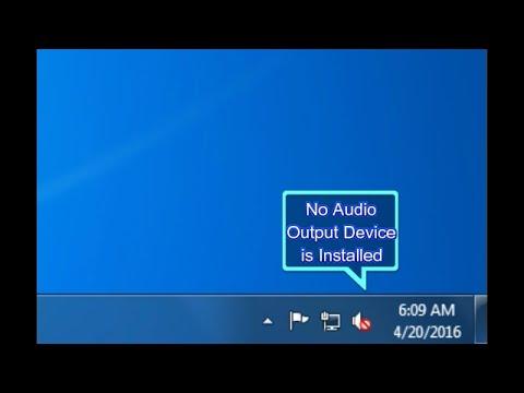 Cara Memperbaiki Masalah Audio Pada Komputer Atau Laptop