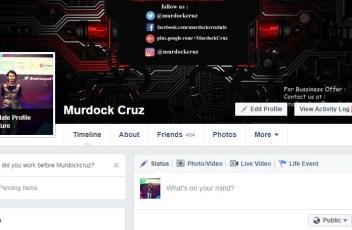 Facebook Profil Frame 2