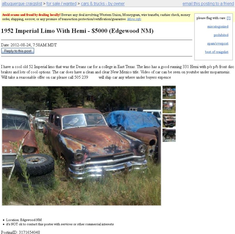Craigslist Albuquerque New Mexico Cars And Trucks By Owner