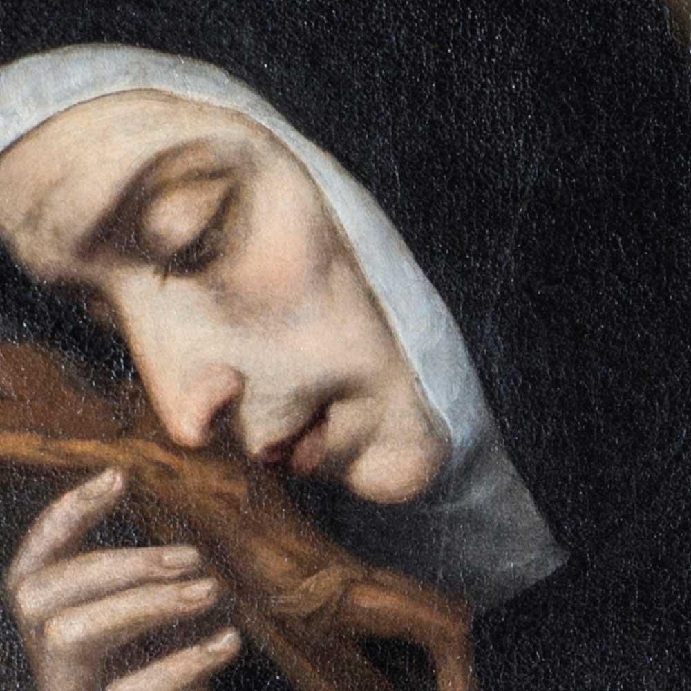 La venerable madre sor Francisca Dorotea. Murillo