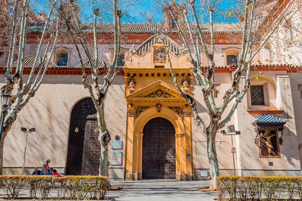Resultado de imagen de iglesia de la magdalena sevilla
