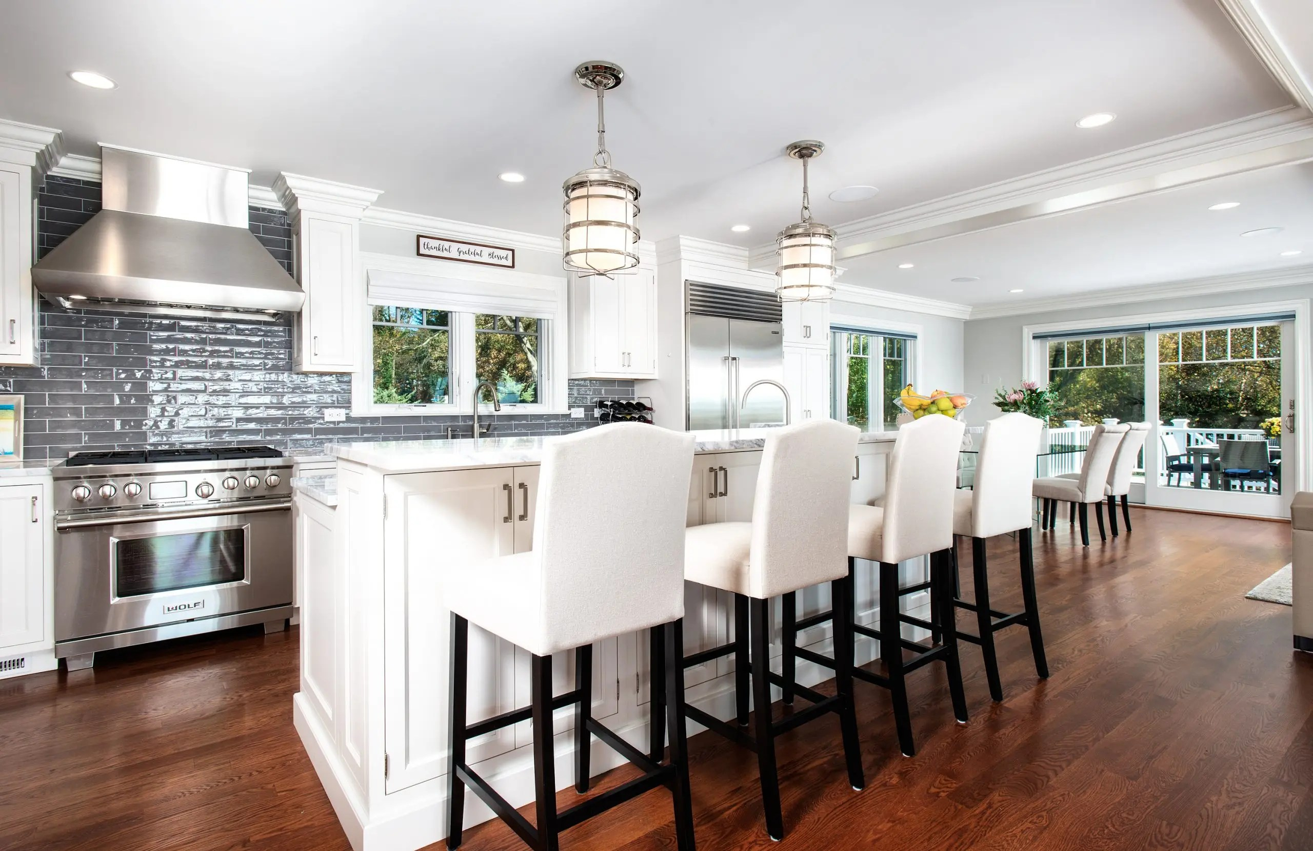 10- Gourmet Kitchen with Fabulous Island Perfect for Entertaining