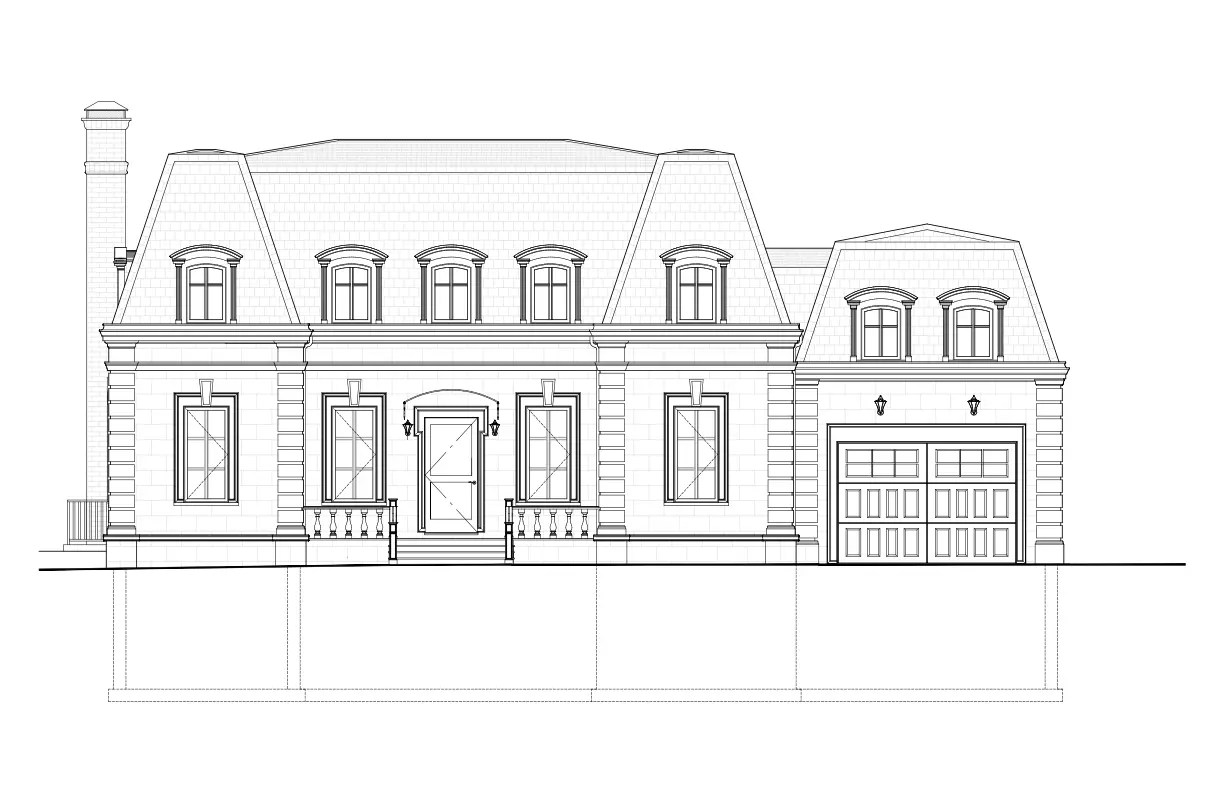 Murphy Brothers Contracting - Rye French Provincial 1