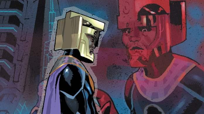 Marvel Studios 'ETERNALS': Who is Ajak? - Murphy's Multiverse -