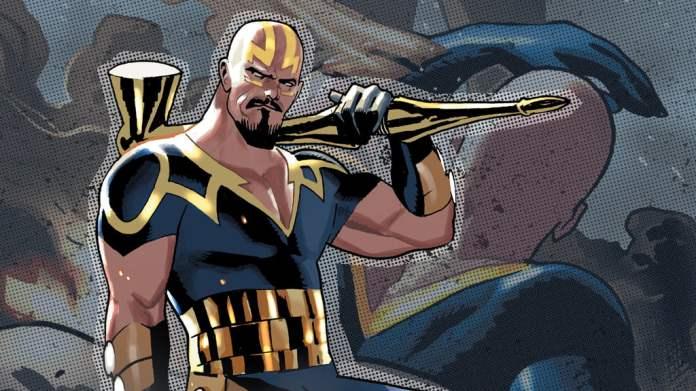 Marvel Studios 'ETERNALS': Who is Phastos? - Murphy's Multiverse -