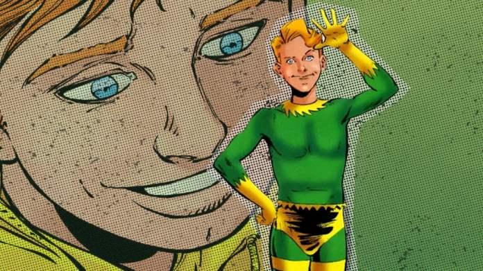 Marvel Studios 'ETERNALS': Who is Sprite? - Murphy's Multiverse -