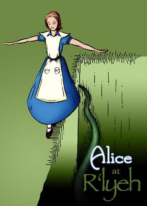 Alice at R'lyeh