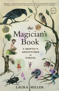 Cover to Laura Miller's The Magician's Book
