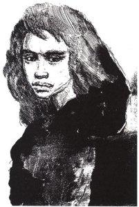 Fuchsia, by Mervyn Peake