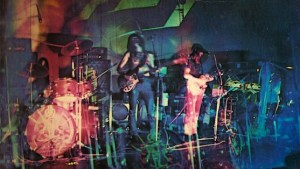 Hawkwind on Stage
