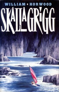 Skallagrigg (hardback), cover by David Kearney