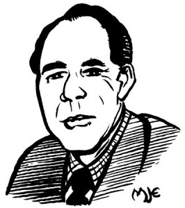 John Wyndham, by MJE
