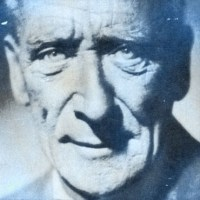 Algernon Blackwood, photo by Douglas