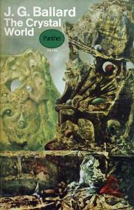 The Crystal World, Max Ernst cover