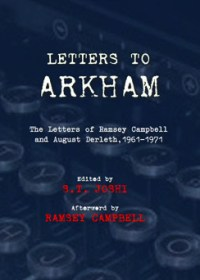 cover to Letters to Arkham