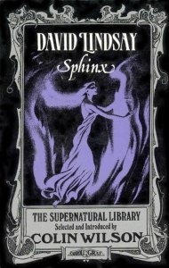 Sphinx by David Lindsay (cover)