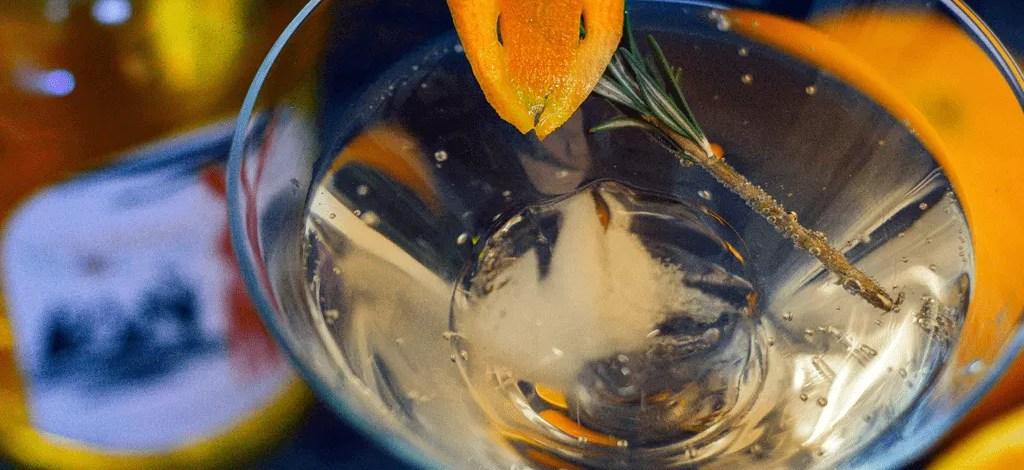 Es muss nicht immer Gin & Tonic sein