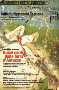 Progetto nuovi canti della terra d'Abruzzo