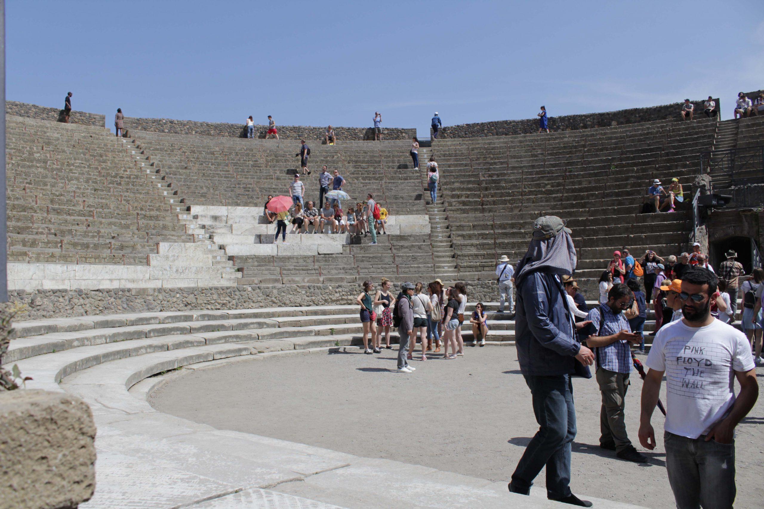 Gita musamba a pompei
