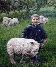 enfant berger