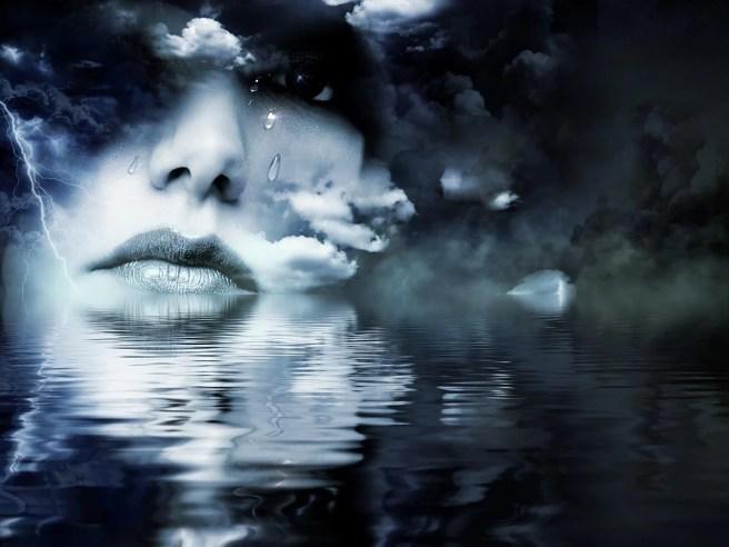 imagen-mujer-sobre-un-lago-entre-mortales-poema
