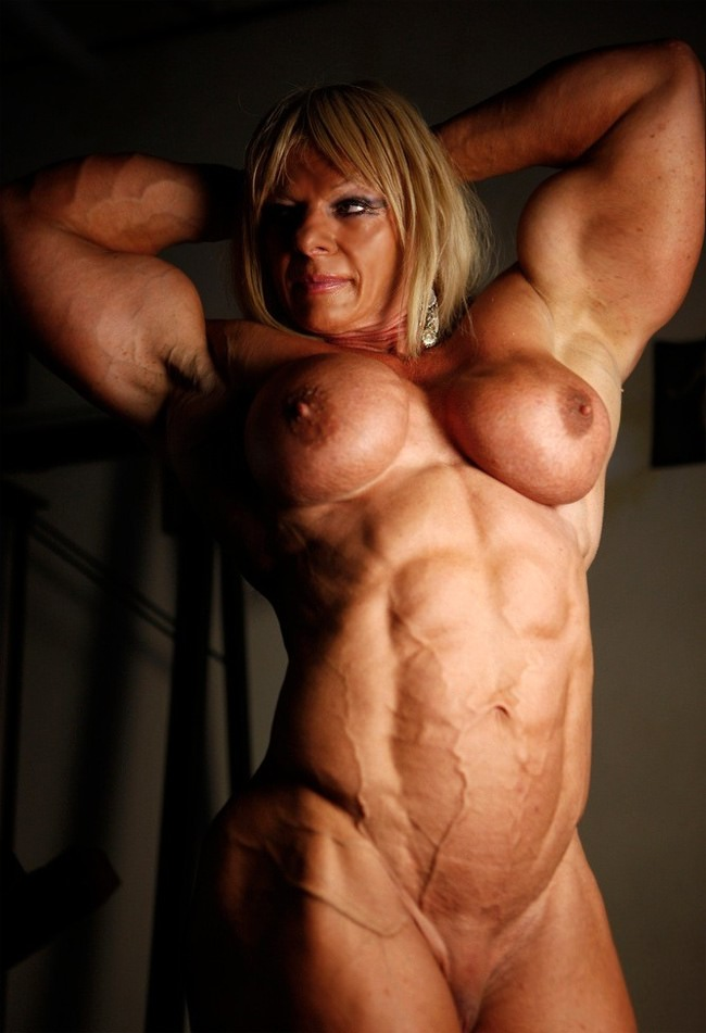 Muscle babe fuck