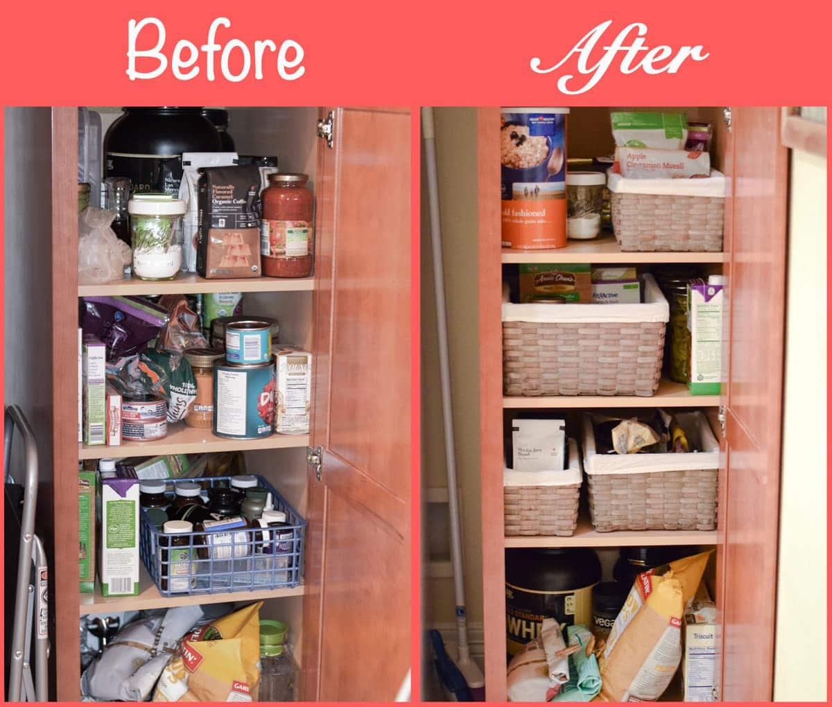 How To Organize A Small Kitchen Pantry Muscle And Manna