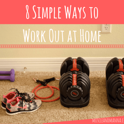 8 Ways to Start Exercising at Home