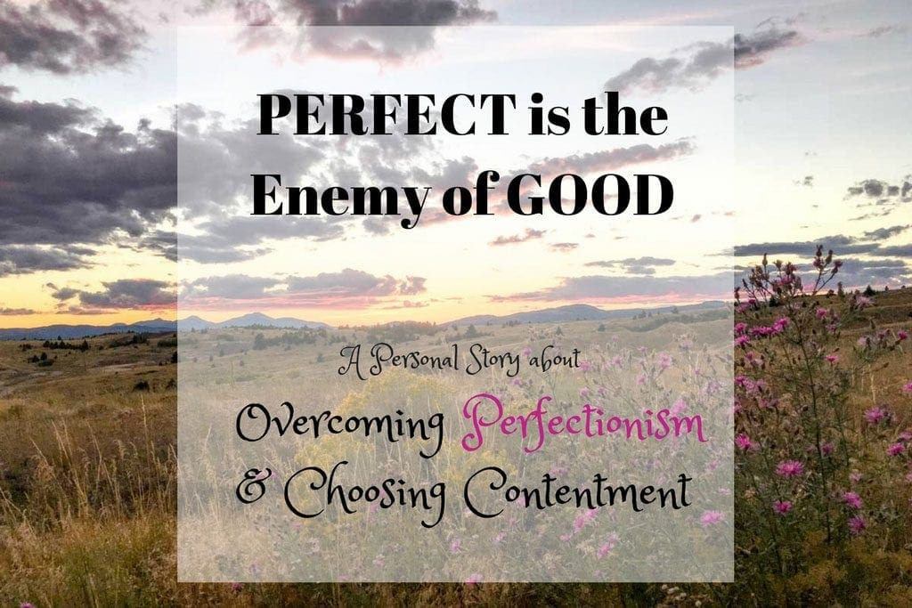 Overcoming Perfectionism - How Learning My Enneagram Helped