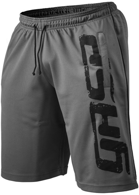 GASP Pro Mesh Shorts - Grey XXL