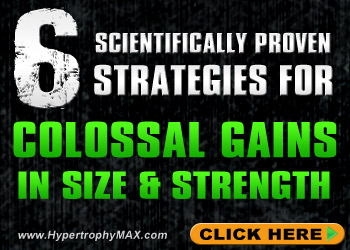Hypertrophy Max Muscle Building Workout