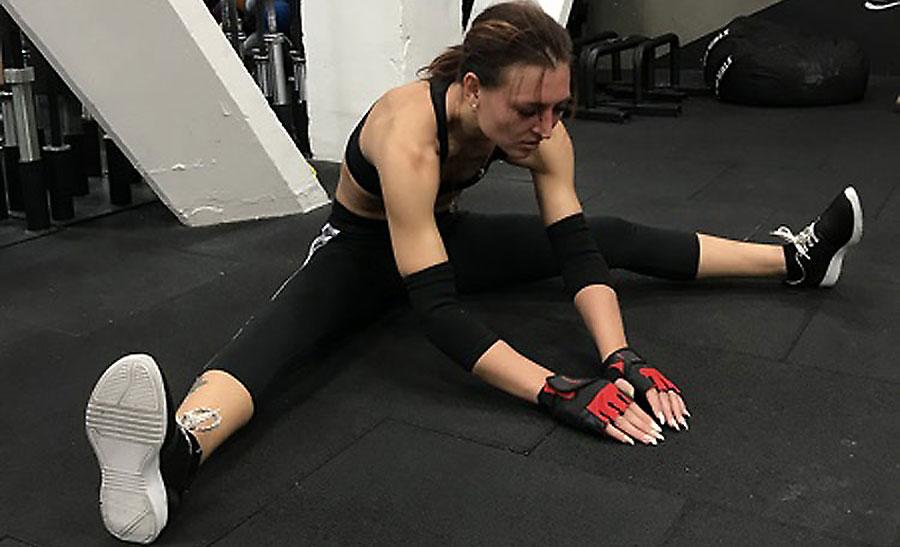 flexible fitness camgirl xsportwetgirlx