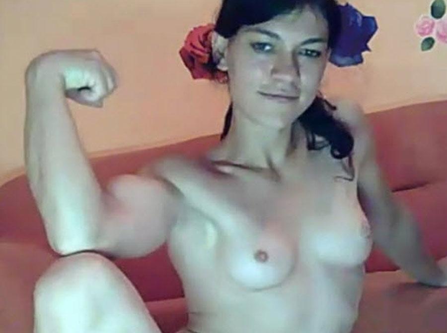 european camgirl bodybuilder muscledlove