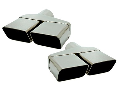 challenger tips and mufflers